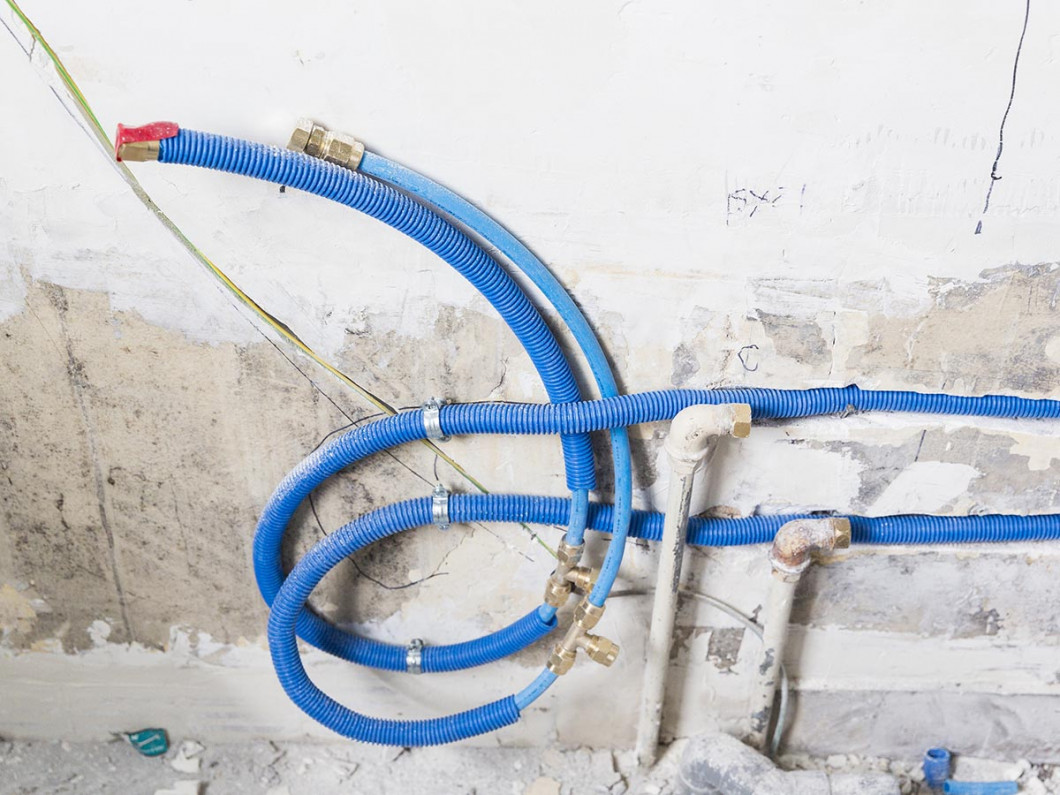 What do we check for when inspecting irrigation systems?